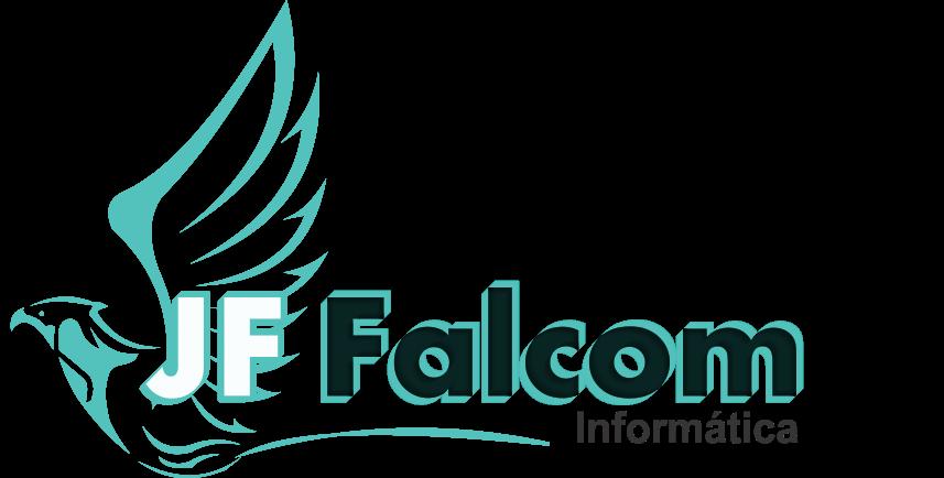 Logotipo JF Falcom